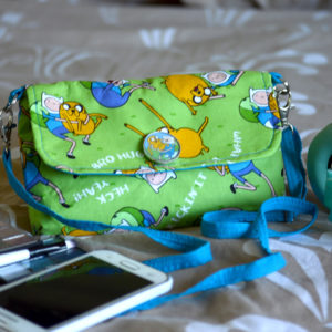 Adventure time bag
